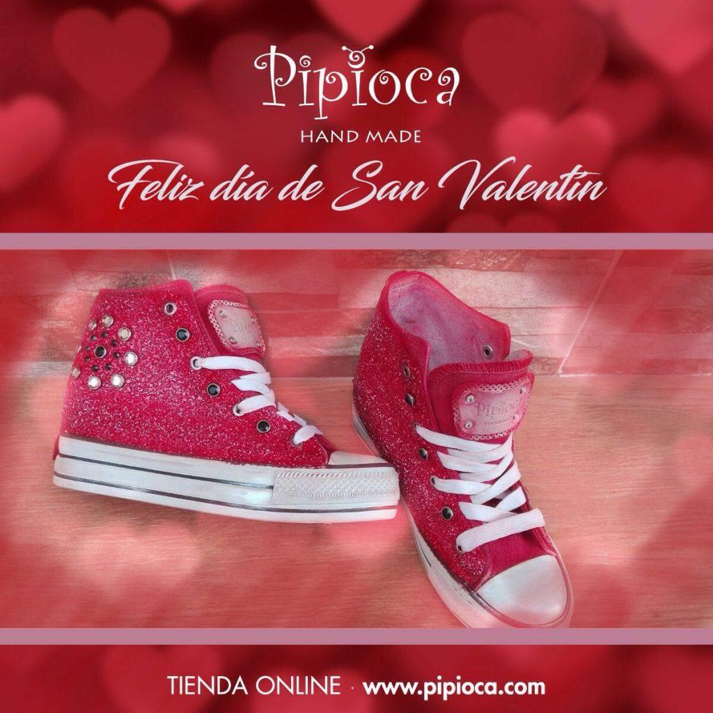 Regala PIPIOCA en San Valentín